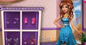 Tris na pokazie mody