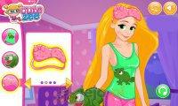 Księżniczki i piżama party