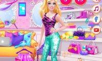Barbie w butiku