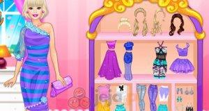 Barbie łączy style