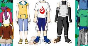 Naruto, Sasuke i Sakura