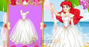 Ślub Arielki i Eryka