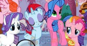 My Little Pony - znajdź litery