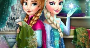 Anna i Elsa - modowa rywalizacja