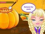 Przygotowania do Halloween