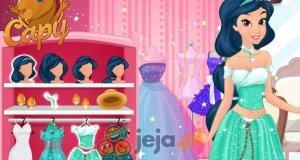 Eleganckie księżniczki Disneya