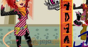 Toralei Stripe z Monster High