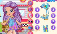 Kirstea z Shopkins Shoppies