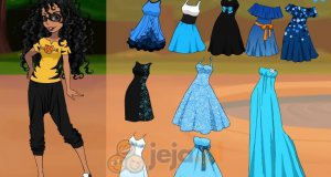 Kreator postaci: Jasmina