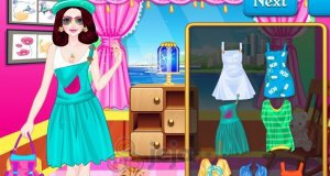 Słodka ubieranka