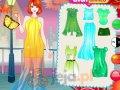 Ubrania w trzech kolorach