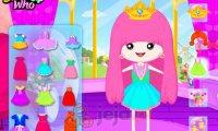 Królewna Balonowa i Królewna Ognia