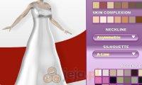 Zaprojektuj suknię ślubną