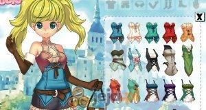 Kreator postaci anime: Fantasy