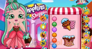 Peppa-Mint z Shopkins Shoppies