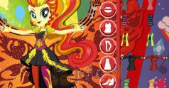 Sunset Shimmer na bis
