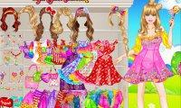 Cukierkowa Barbie