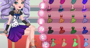 Kitty Cheshire z Ever After High