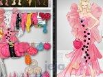W stylu Barbie