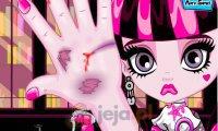 Chora ręka Draculaury