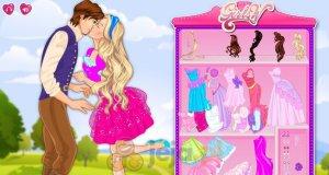 Pocałunek księżniczki