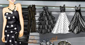 Sukienki w kropeczki