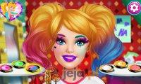 Barbie i vlog makijażowy