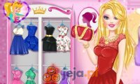 Barbie na imprezie