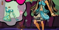 Seria Monster High: Cleo De Nile