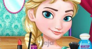 Elsa na przyjęcie
