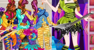 Przebranie Monster High