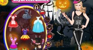 Imprezka z okazji Halloween