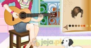 Romantyczka z gitarą