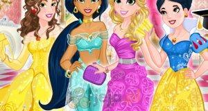 Księżniczki Disneya na balu kończącym szkołę