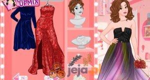 Księżniczki na czerwonym dywanie