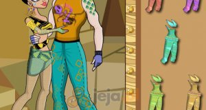 Cleo de Nile i Deuce Gorgon