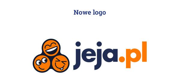 Nowe logo jeja.pl