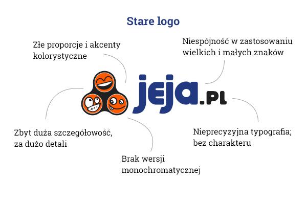 Stare logo jeja.pl