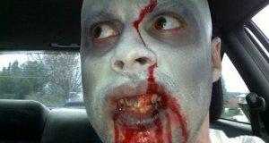 Zombie w Drive Thru