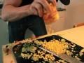 Szwedzki posiłek - szatańska sałatka