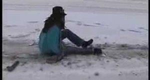 Zima w UK