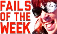 Kompilacja najlepszych wypadków: Luty 2016 - FailArmy