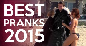 Najlepsze pranki w roku 2015