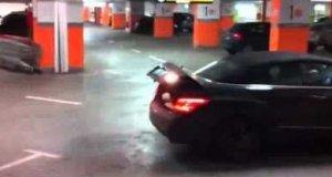 Żywy czujnik parkowania