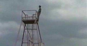 Salto z dużej wysokości