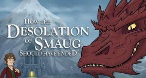 """""""Hobbit: Pustkowie Smauga"""" - zakończenie, na które wszyscy czekali"""