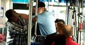 Awantura w autobusie