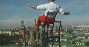 Balansowanie na krzesłach