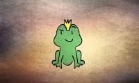 Cichy żarcik - Żaba