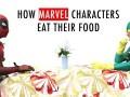 Jak jedzą bohaterowie Marvela